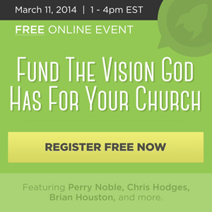 Fund Your Church Now