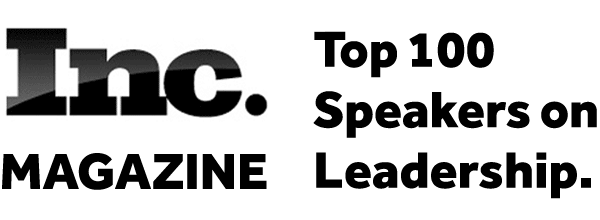 Inc. Magazine - Top 100 Speakers on Leadership